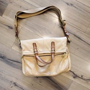 FOSSIL Explorer Fold Over Crossbody Bag